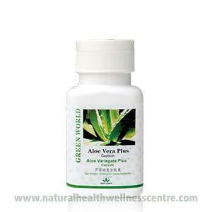 Aloe Vera Plus Capsules Image