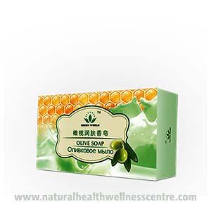 Olive Soap Image