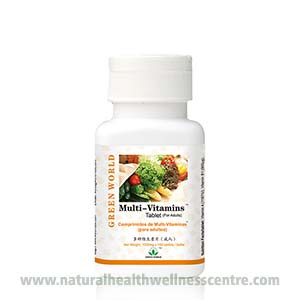 Multivitamin Tablets (Adults) Image