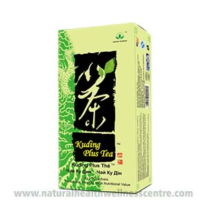 Kuding Plus Tea Image