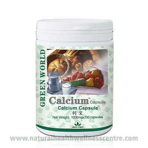 Calcium Capsule (Adults) Image