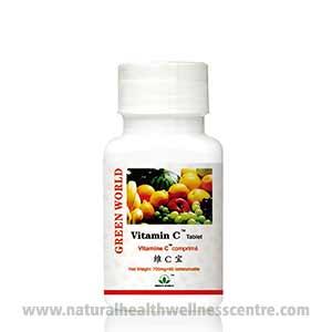 Vitamin C Tablet Image