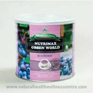 Blueberry Super Nutrition Image