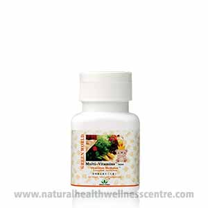 Multivitamin Tablets (Children Image