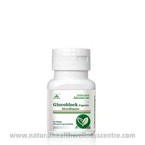 Glucoblock (Diasure) Capsules Image